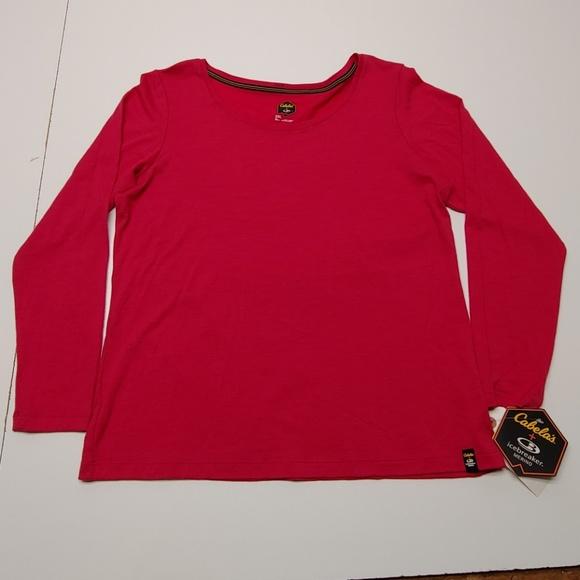 b31e6093a76 🌸NWT!!! Cabela s Icebreaker Merino Shirt!!🌸
